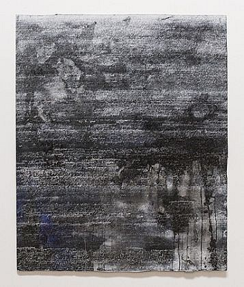 John Adelman ,   Britska  ,  2010     Gel ink & Mixed Media on Paper ,  48 1/2 x 40 in. (123.2 x 101.6 cm)     JAD-129