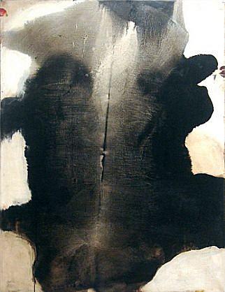 Antonio Murado, Black Bear 2011, Oil on linen