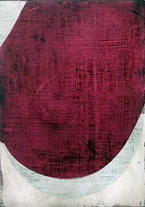 Antonio Murado, Manto 2011, Oil on linen