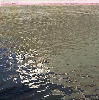 Casey Williams, Untitled (1044.30) 2008, UV Curable Ink on Dibond Aluminum, unique