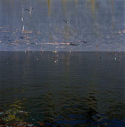 Casey Williams, Untitled (696.16) 2009, UV Curable Ink on Dibond Aluminum, unique