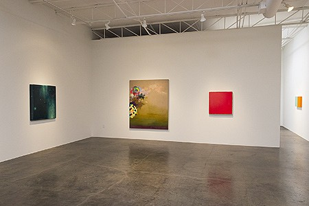 Back and Forth: Celebrating 10 Years - Installation View