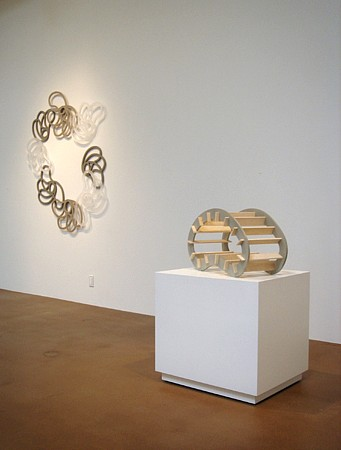 Joan Winter: Counterpoint - Installation View