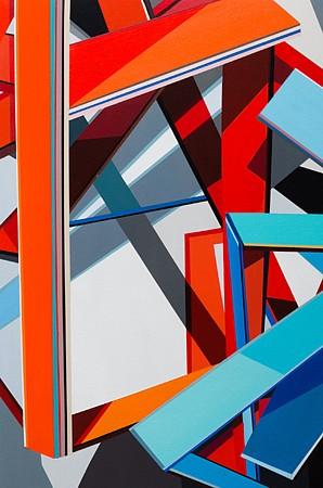 Tommy Fitzpatrick, Simple Simon 2014, Acrylic on canvas