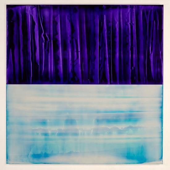 James Lumsden, Contrapuntal 7.14 2014, Acrylic on canvas