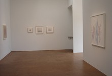 Past Exhibitions On Drawing: Line Jun 29 - Aug 17, 2013
