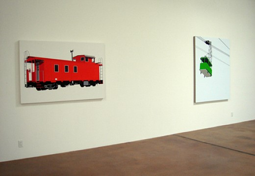William Steiger: Destination, Oct 18 – Nov 15, 2008