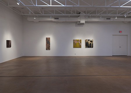 PRESS RELEASE: Nymphaeum: New Paintings by Kim Squaglia, May 21 - Jul  2, 2011