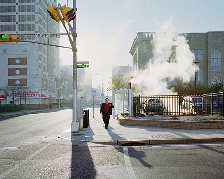 Mike Osborne, Indiana Avenue 2014, Archival Inkjet print on dibond, edition of 5 + A.P.