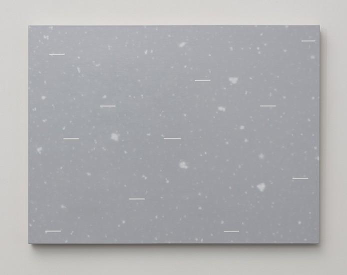 Douglas Leon Cartmel, Quasars 2017, Oil on linen