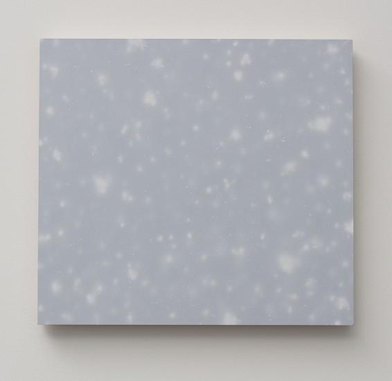 Douglas Leon Cartmel, Interstellar #1 2016, Oil on wood panel