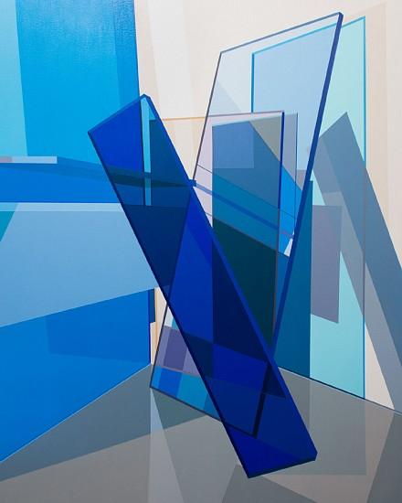 Tommy Fitzpatrick, Arcade 2017, Acrylic on canvas
